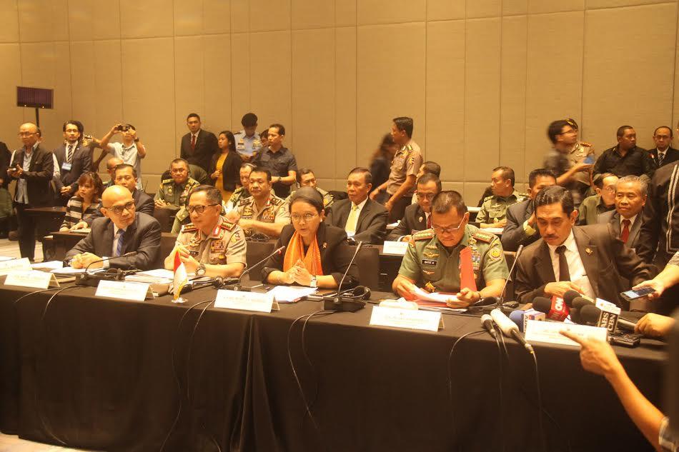 Indonesia – Malaysia – Filipina Gelar Trilateral Meeting Penanggulangan Terorisme