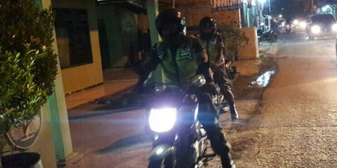 TNI – Polri Patroli Malam, Suasana Ramadhan Jadi Lebih Nyaman