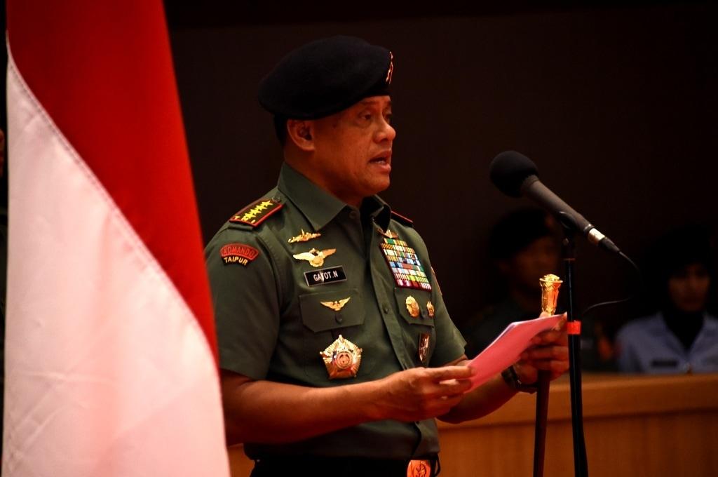 Panglima TNI: Jaga Reputasi dan Kehormatan Pati TNI