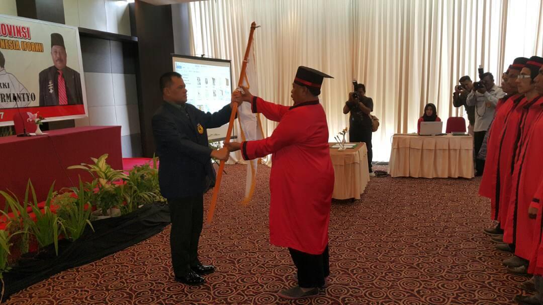 Panglima TNI : Karateka Harus Bermimpi Raih Prestasi di Olimpiade 2020