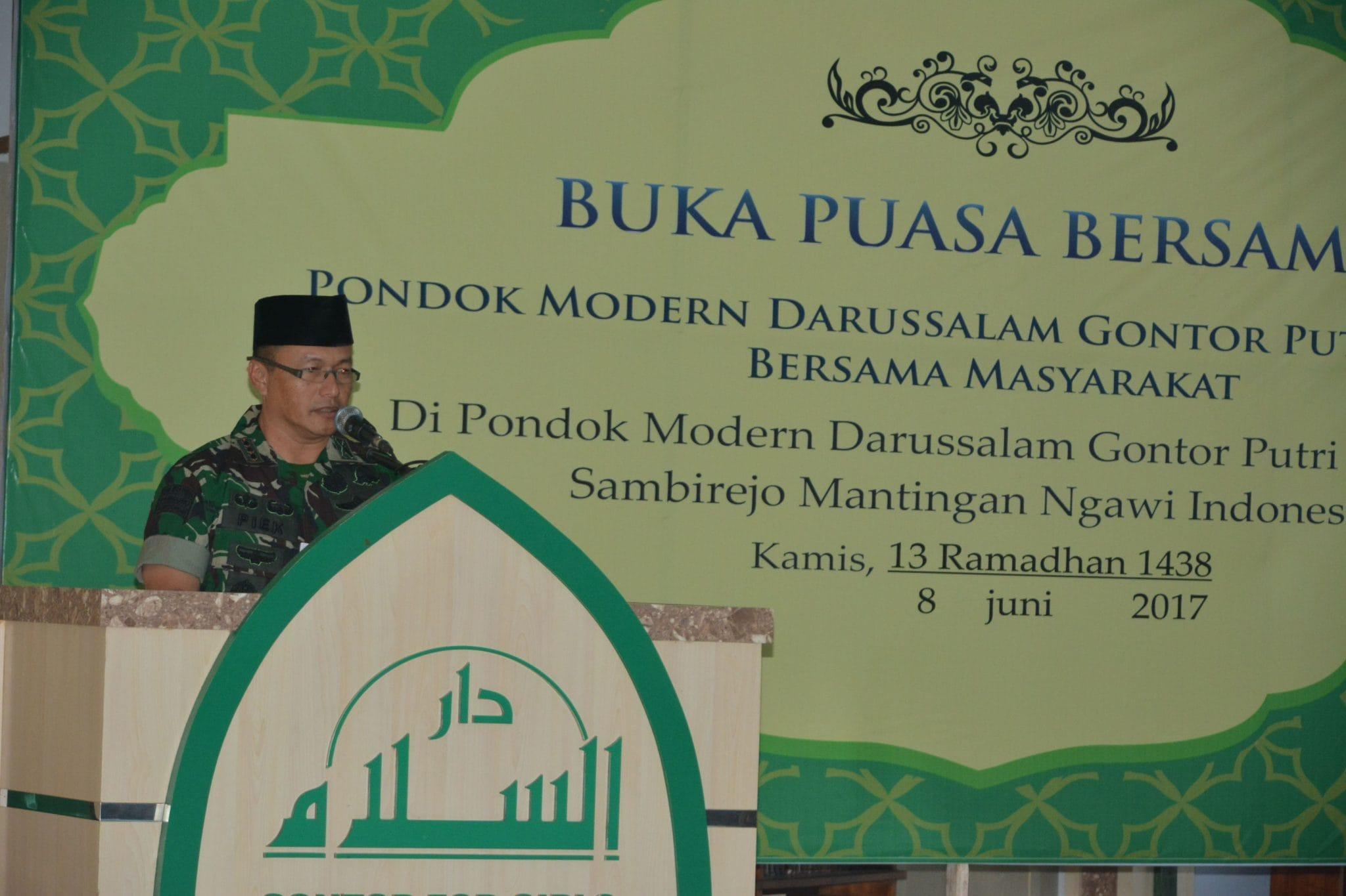 Ulama dan Santri Cikal Bakal dan Kekuatan TNI