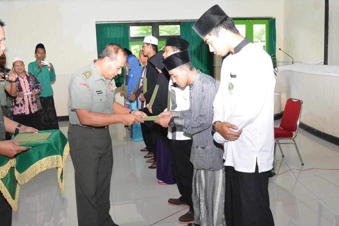 Sambut HUT ke-72 TNI, Korem Adakan Lomba MTQ dan Paduan Suara