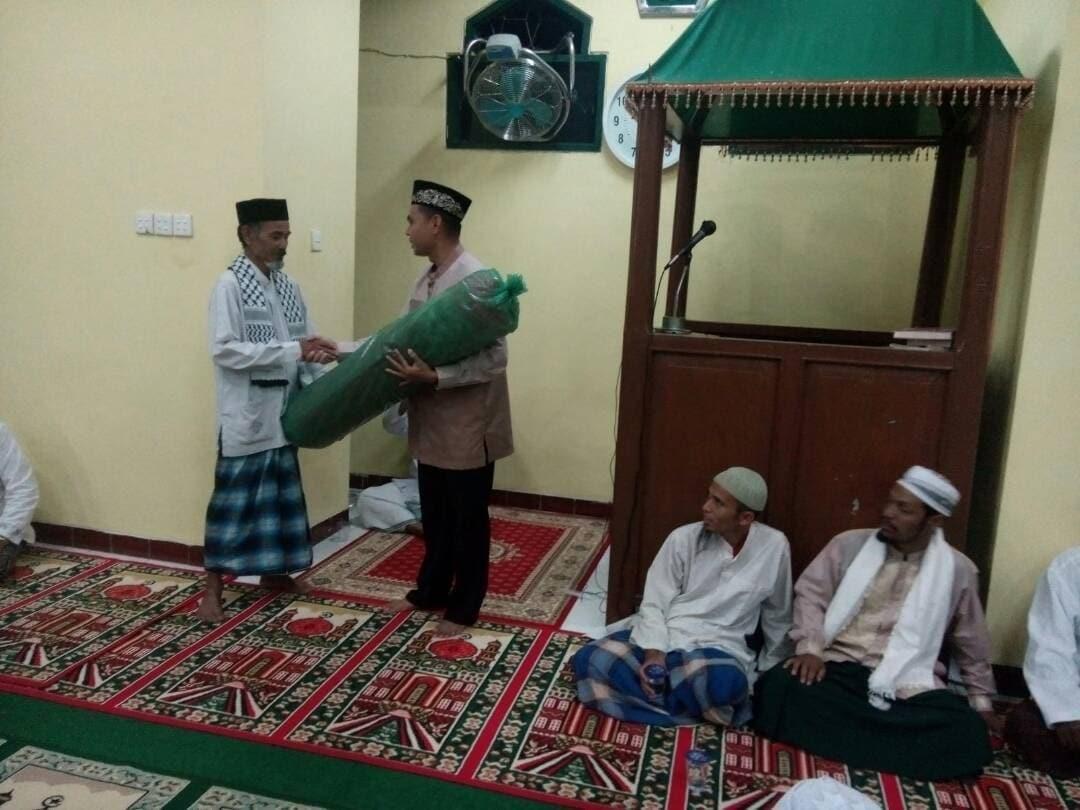 Dandim 0113/Gayo Lues Safari Ramadhan ke Kecamatan Kuta Panjang