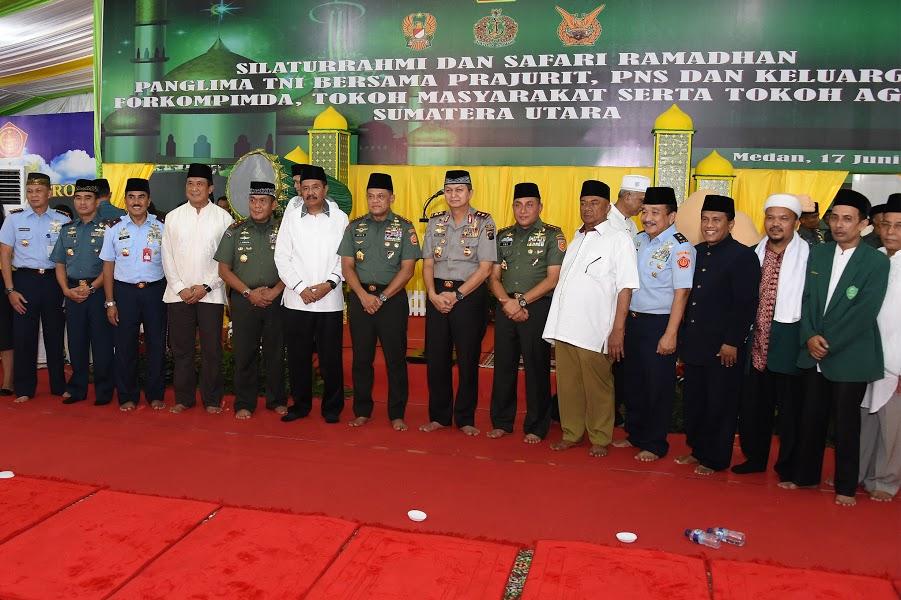 Panglima TNI: Ulama Indonesia Sebagai Pemersatu Bangsa