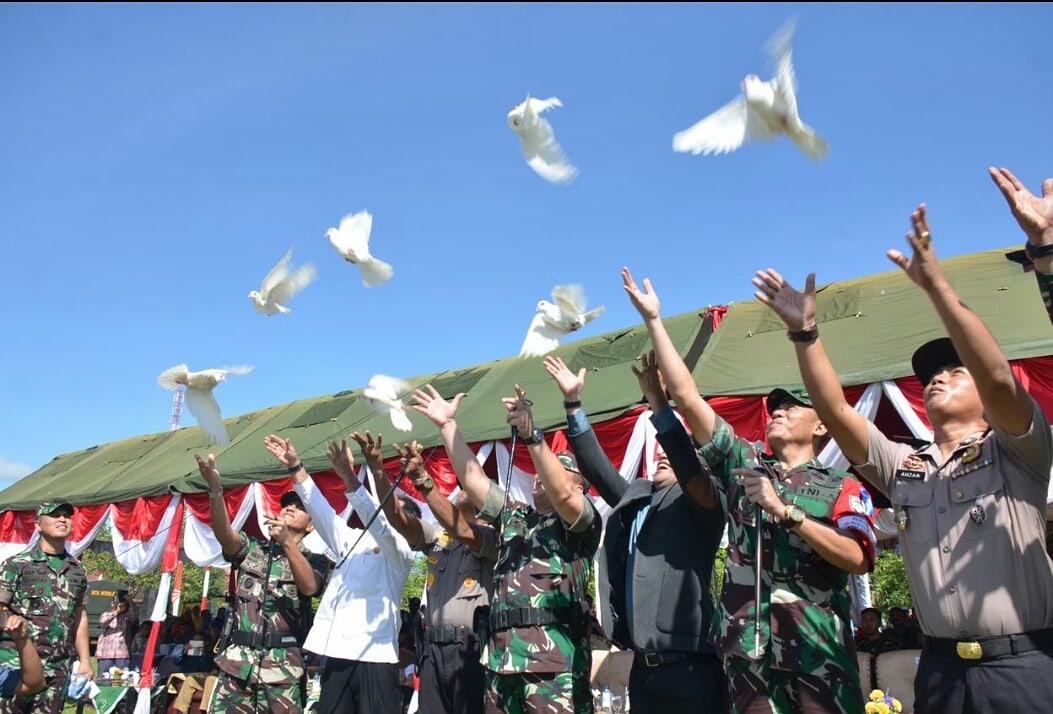 Opster TNI Sejahterahkan Masyarakat Aceh