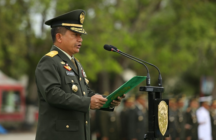 TNI di Aceh Peringati Hari Lahirnya Pancasila