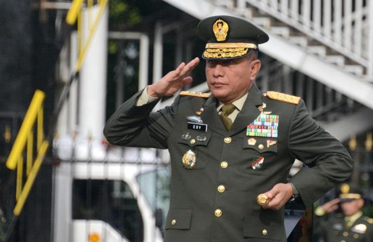 Dipimpin Pangkostrad, Personel Makostrad Peringati Hari Lahirnya Pancasila