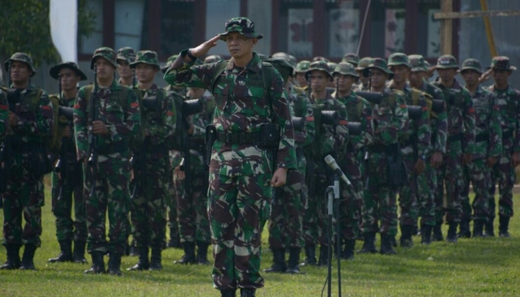 TNI Siap Buka Operasi Teritorial Di Aceh Utara