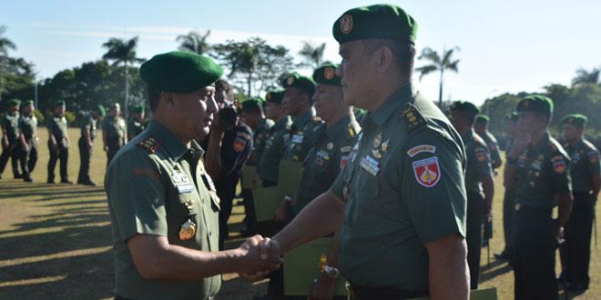 Pangdam IV/Diponegoro Apresiasi 30 Satuan Paling Disiplin