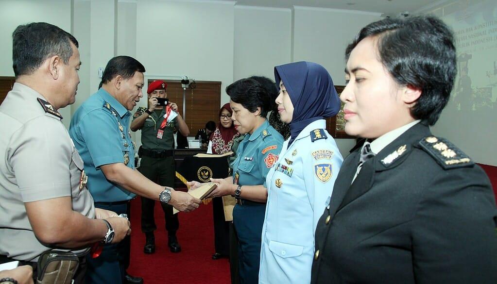 Panglima TNI: Wanita TNI - Polri Miliki Kesamaan Hak dan Kesempatan