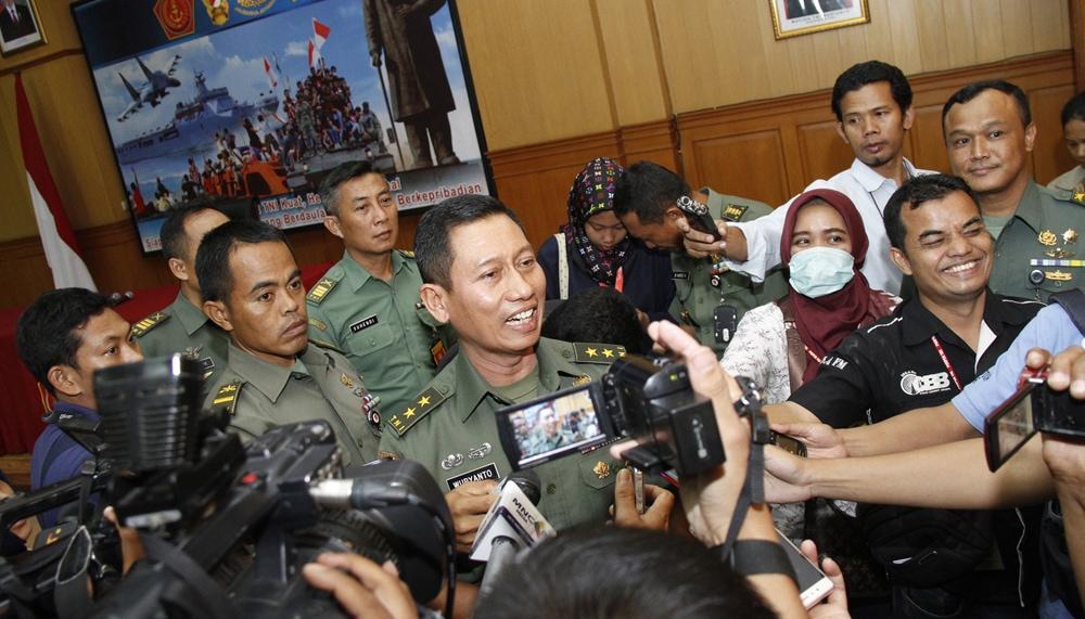 Penegasan Kapuspen TNI Tentang Isu Berita Hoax