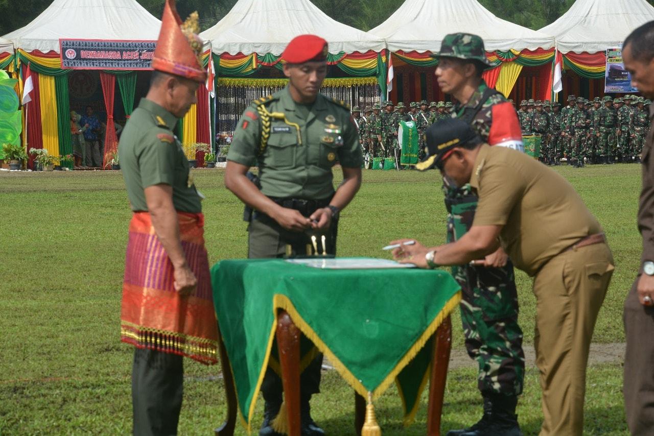 Kasad : Rakyat Ibu Kandungnya TNI