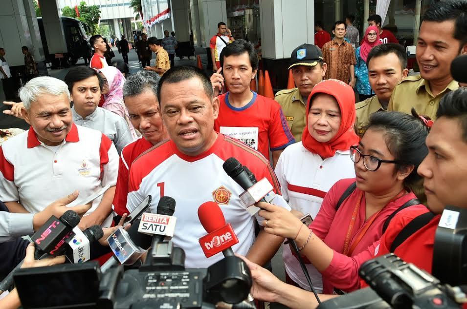 Panglima TNI : Alutsista TNI Untuk Memperkuat Pertahanan Negara