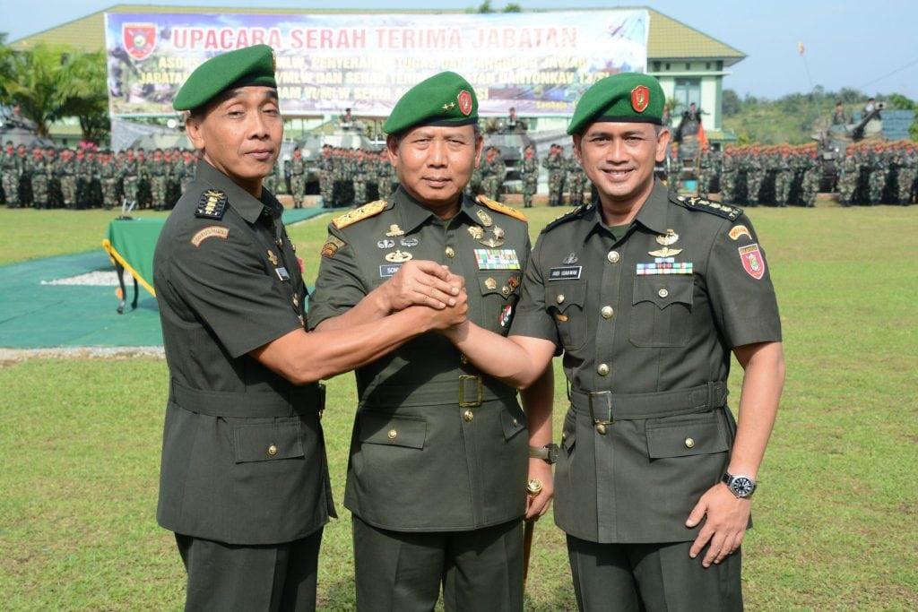 Sertijab Merupakan Dinamika Organisasi Berkaitan Dengan Pembinaan Personel Dan Satuan