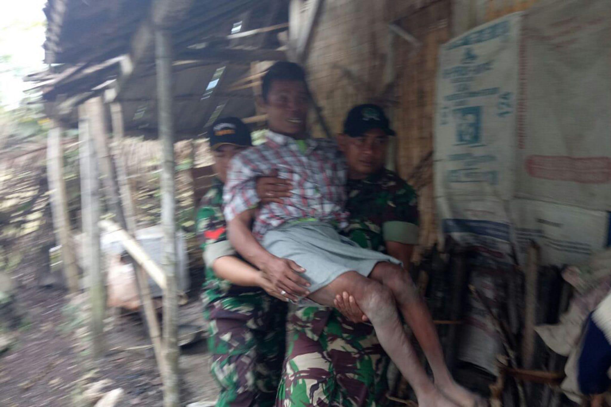 Sambut HUT Ke 72 TNI, Kodim Blitar Gelar Pengobatan Gratis