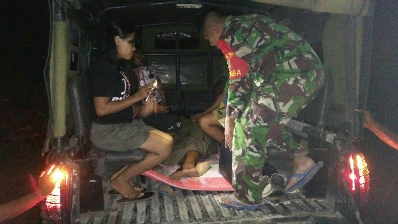 Berkat Bantuan Pak Tentara, Bayiku Lahir Dengan Selamat