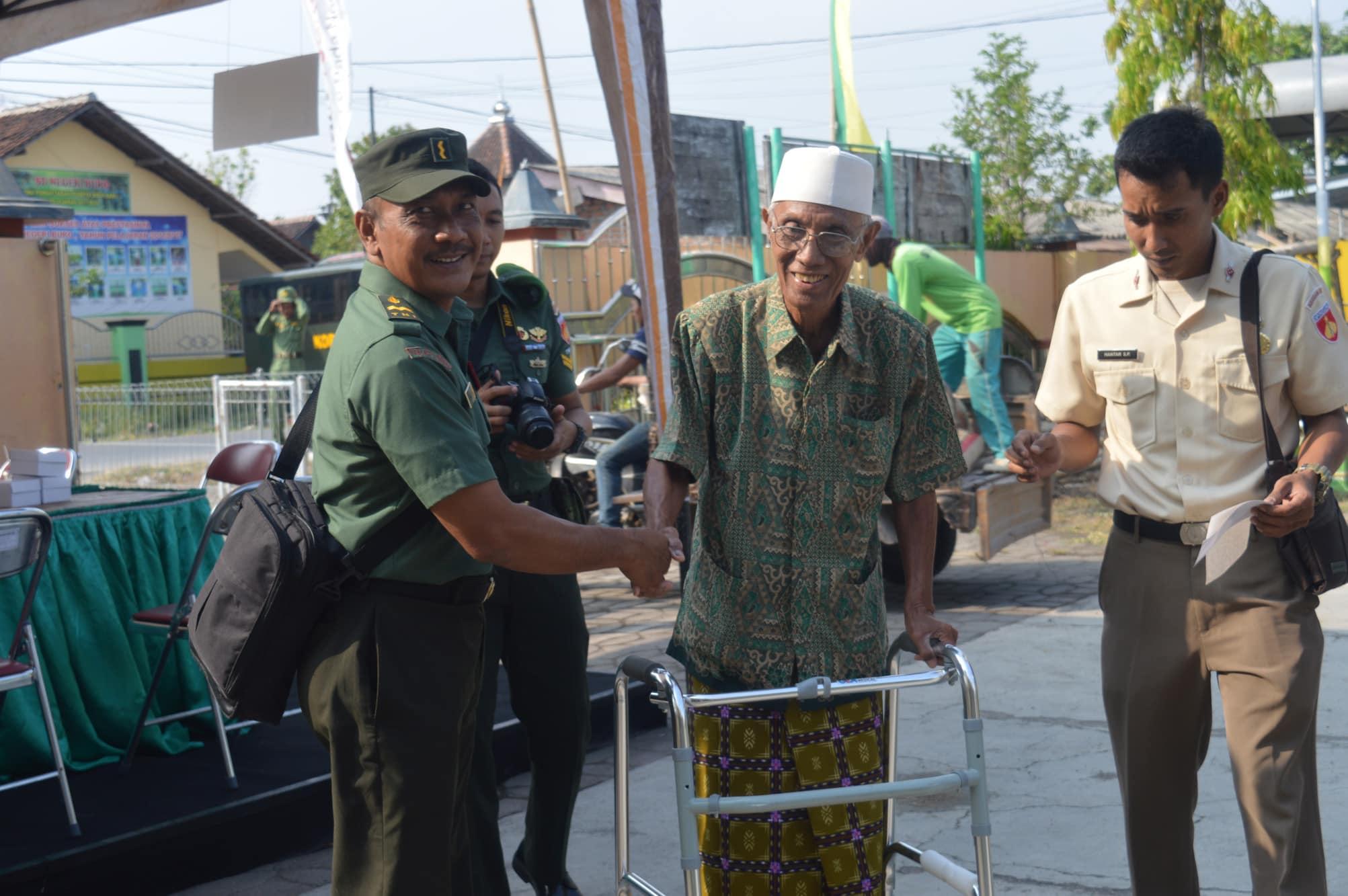 Gandeng Djarum Foundation, TNI Gelar Baksos Pengobatan Massal