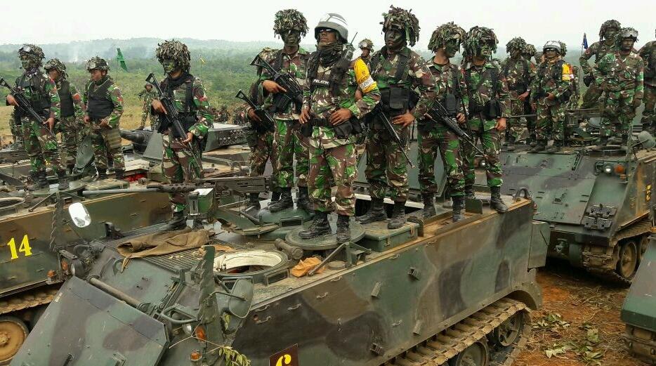 Latihan Antar Kecabangan, Tingkatkan Profesionalisme Prajurit TNI AD