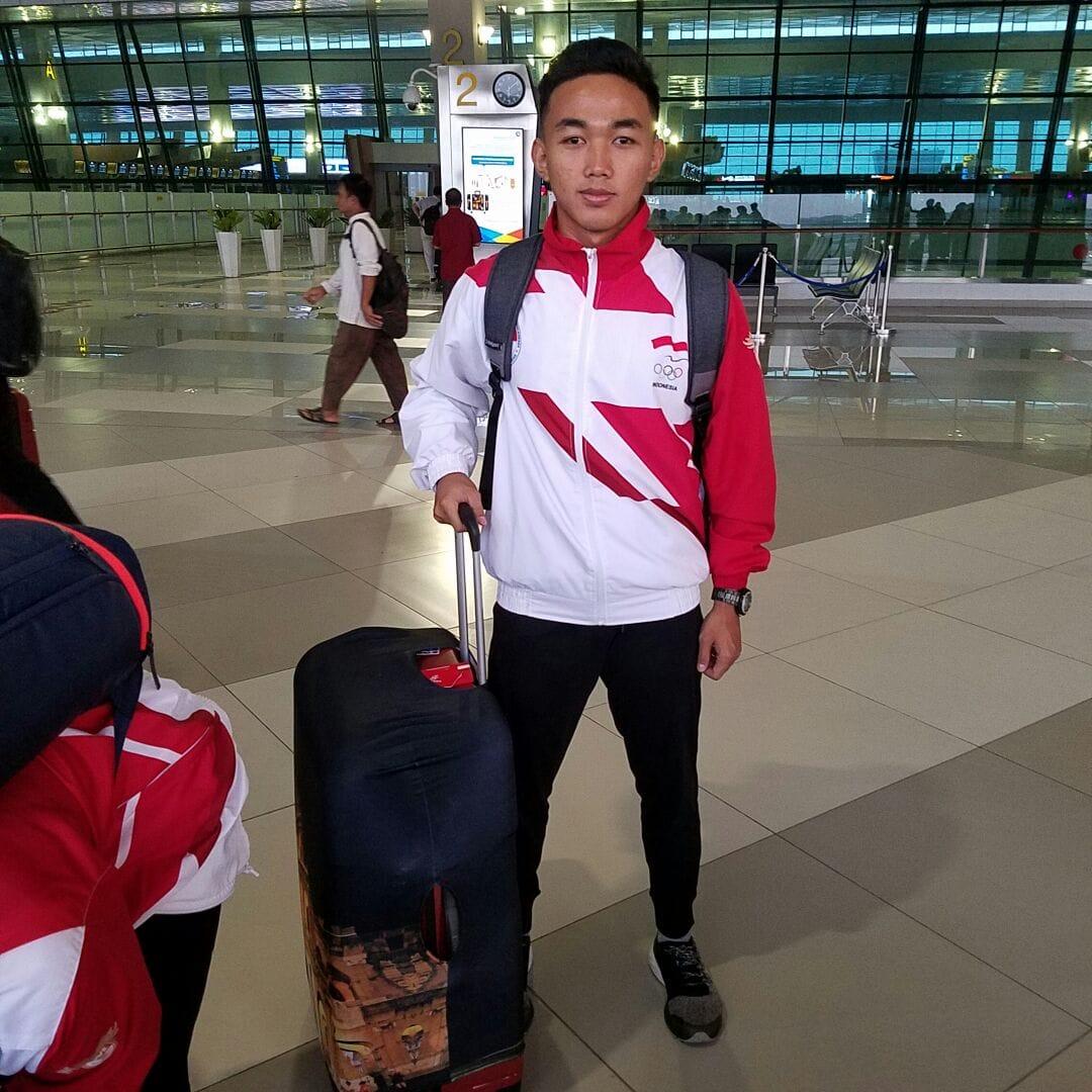 Serda M. Abdurrahman Wahyu Siap Harumkan Indonesia Di Sea Games 2017