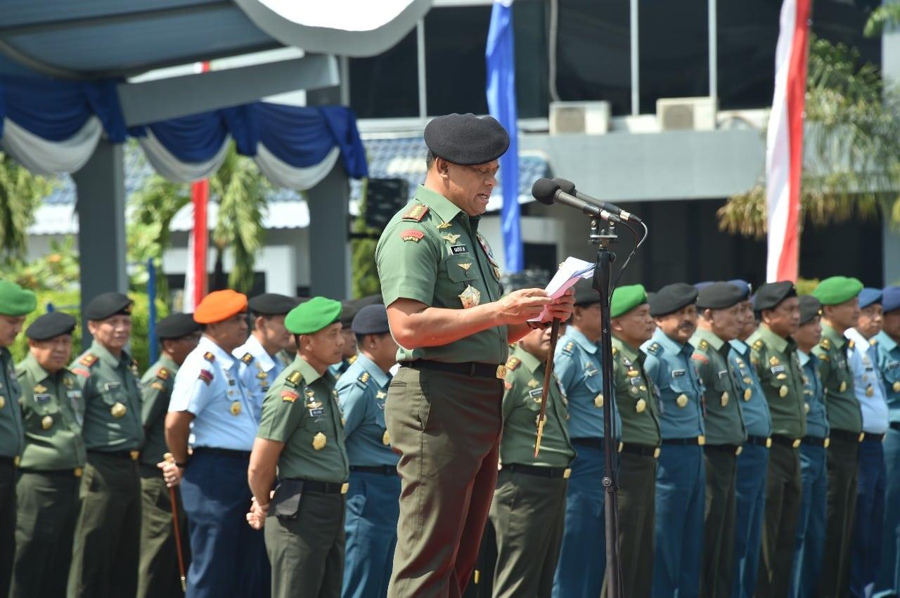 Panglima TNI: Misi Perdamaian PBB Berpengaruh Terhadap Kredibilitas Indonesia