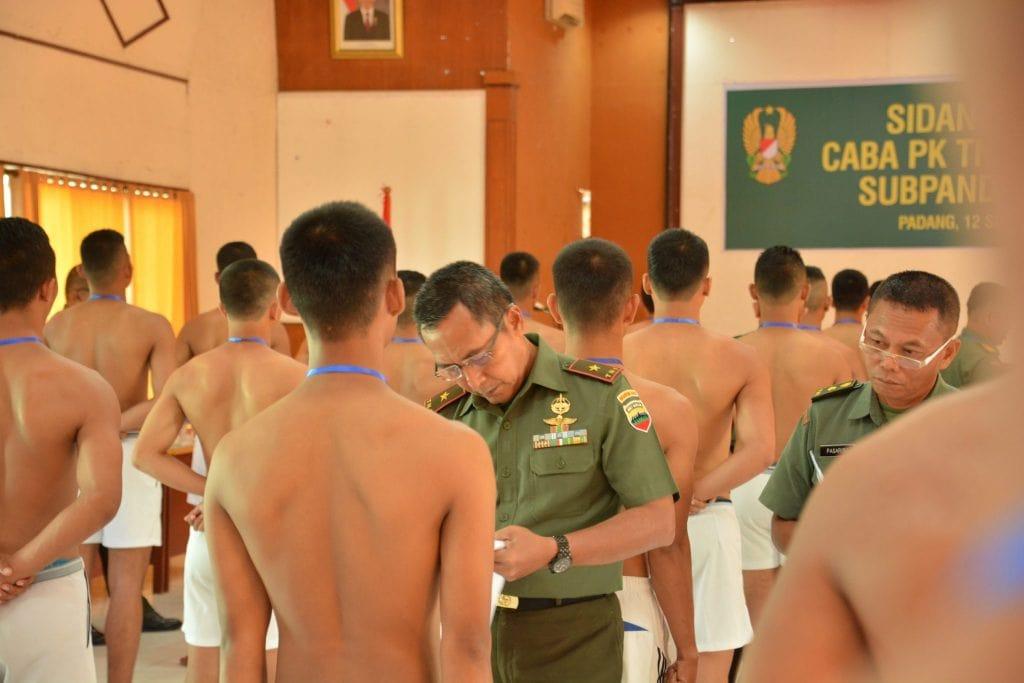 Seleksi Penerimaan Prajurit Harus Transparan dan Bersih