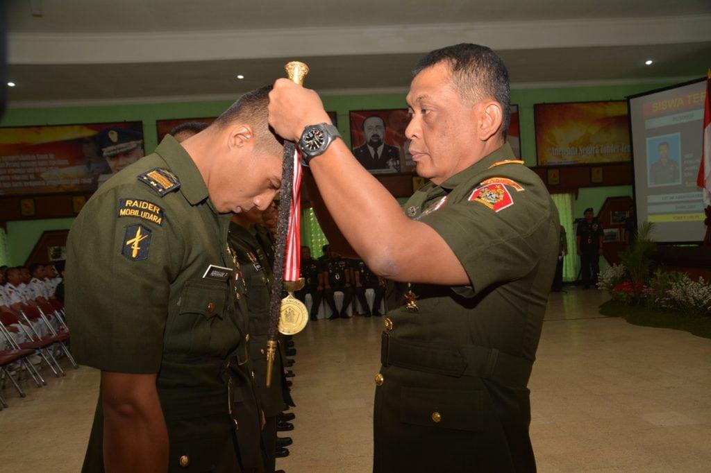 Hanya Perwira yang Memiliki Integritas Tinggi Pantas Mencapai Puncak Karier