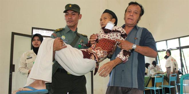 Sambut HUT ke 72 TNI, Kodam Diponegoro Gelar Pengobatan Gratis