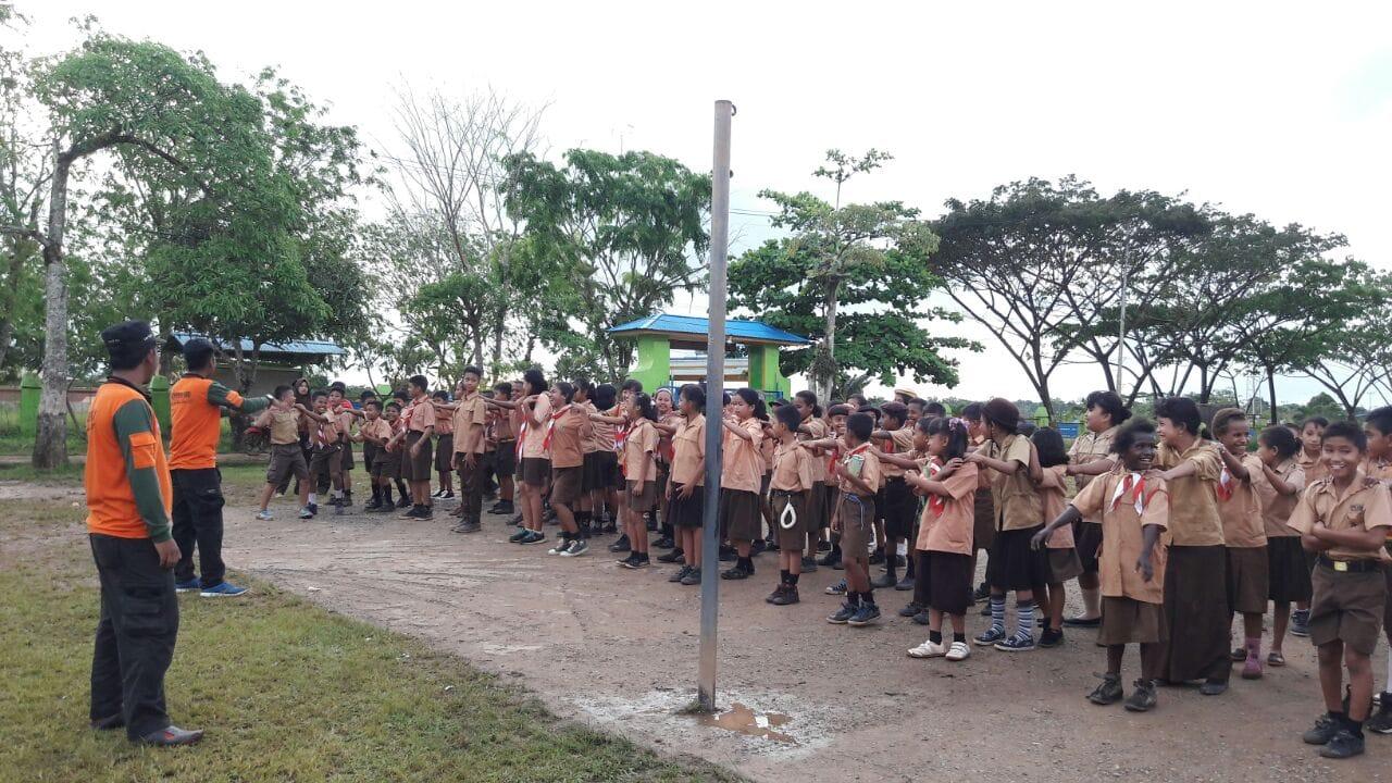 Ekspedisi NKRI Membentuk Karakter Pelajar Melalui Kegiatan Pramuka