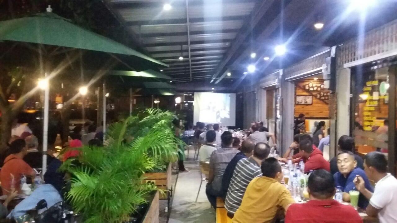 Masyarakat Banda Aceh Nobar Film Pengkhianatan G 30 S/PKI