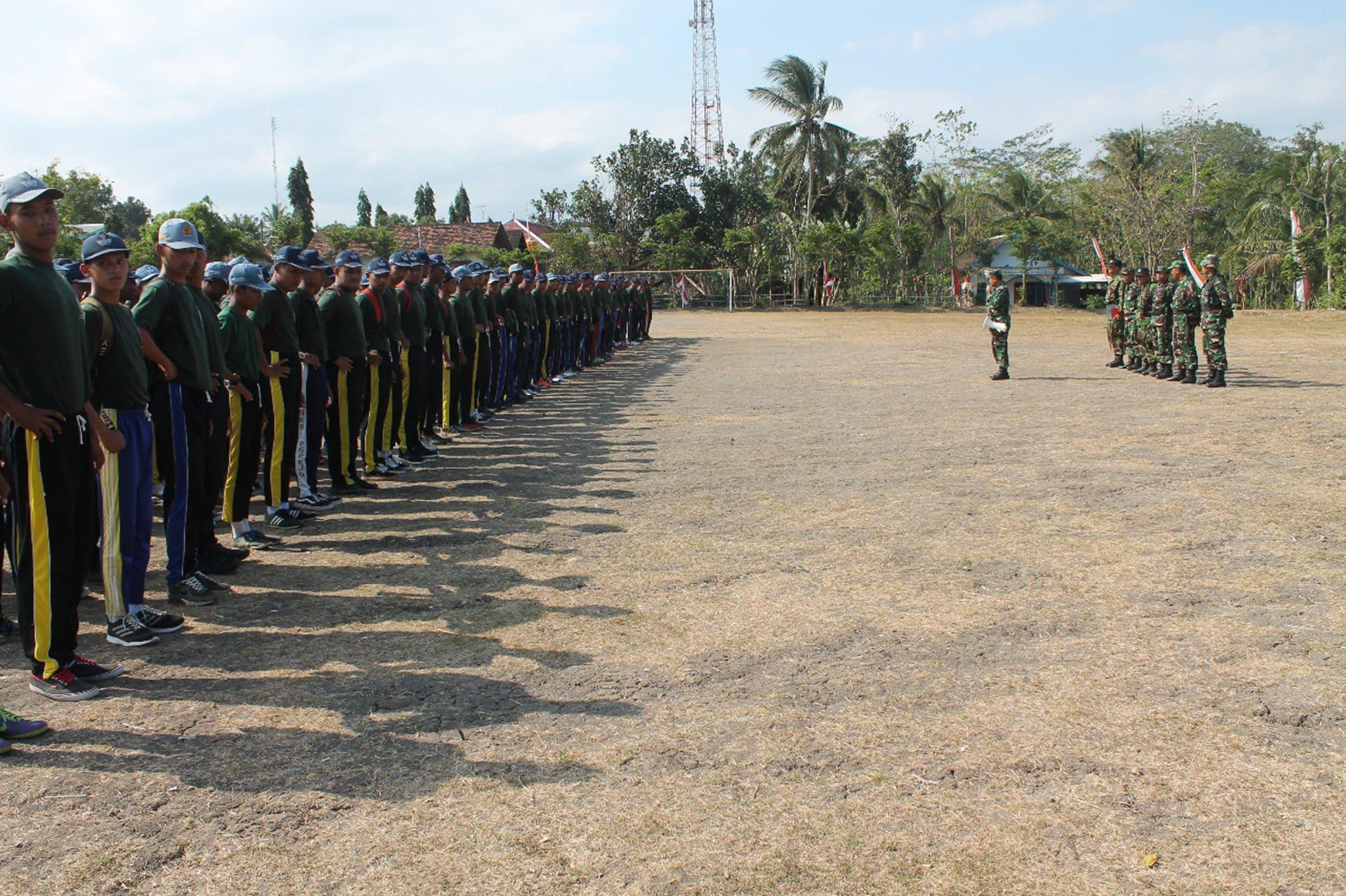 TNI Bentuk Generasi Muda Yang Berkarakter