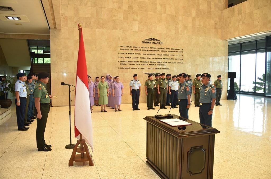 Panglima TNI : Peran Perencanaan Sangat Strategis Dalam Proses Pembangunan Kekuatan TNI