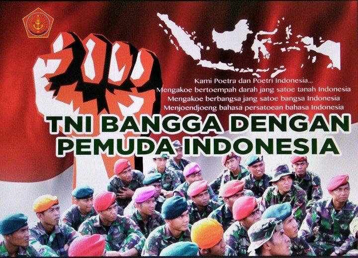 Pangdam XII/Tpr : TNI Bangga Kepada Pemuda Kalbar dan Kalteng