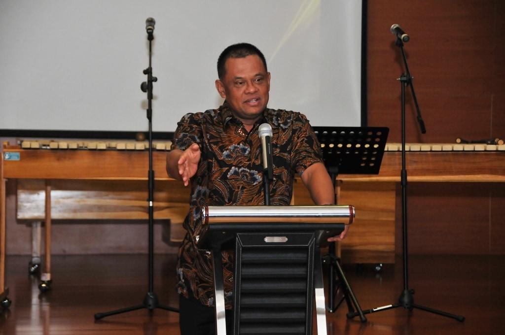 Panglima TNI : Kearifan Lokal dan Budaya Daerah Harus Dimunculkan Kembali