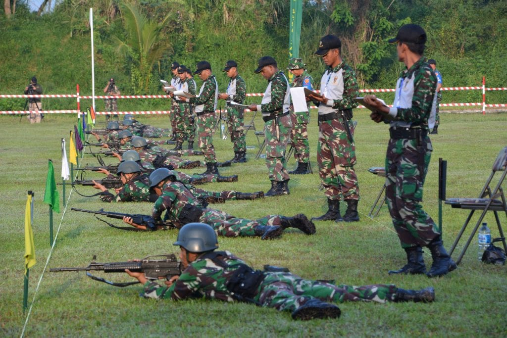 TNI AD Siap Gelar Lomba Ton Tangkas Periode II Tahun 2017