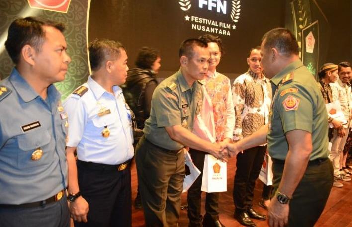 Film Karya Pendam IM Raih Juara Tiga Kategori Solider Journalism Tingkat Nasional.