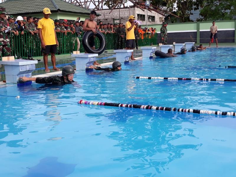 Korem 152 Sabet Juara Sejumlah Lomba Antar Satuan Jajaran Kodam XVI/Pattimura