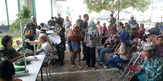 Sambut HJK Tahun 2017, Kodam IV/Diponegoro Gelar Operasi Katarak Gratis