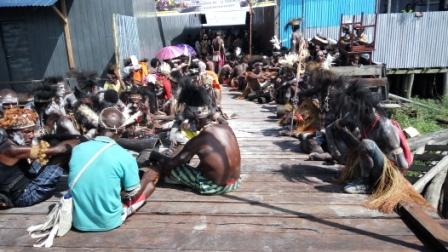 Keramahan Suku-Suku Di Kepulauan Agats, Merupakan Ciri Budaya Bangsa