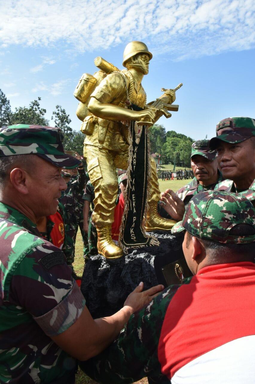Kasad Tutup Lomba Ton Tangkas Periode II Tahun 2017
