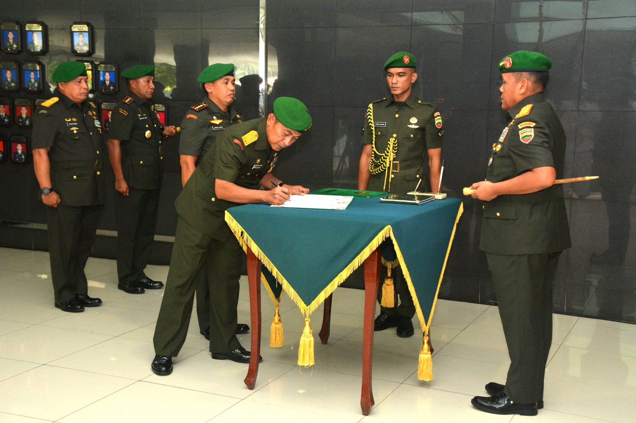 Pangdam I/BB : Mantapkan Kemampuan Kepemimpinan Perwira