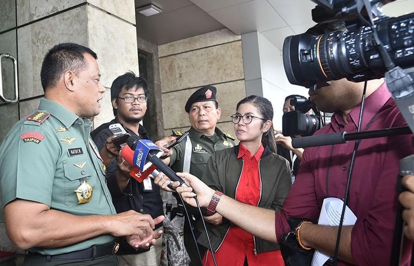 Panglima TNI: Tidak Boleh Ada Separatis Bersenjata