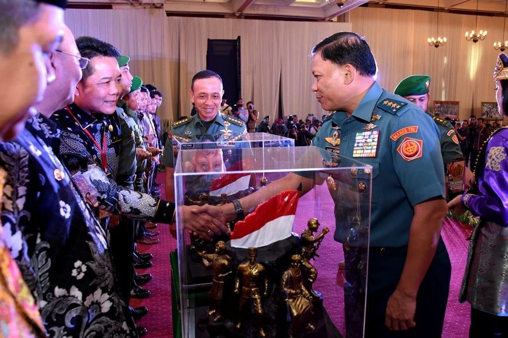 Panglima TNI : TMMD Dilakukan Secara Terintegrasi Bersama Rakyat
