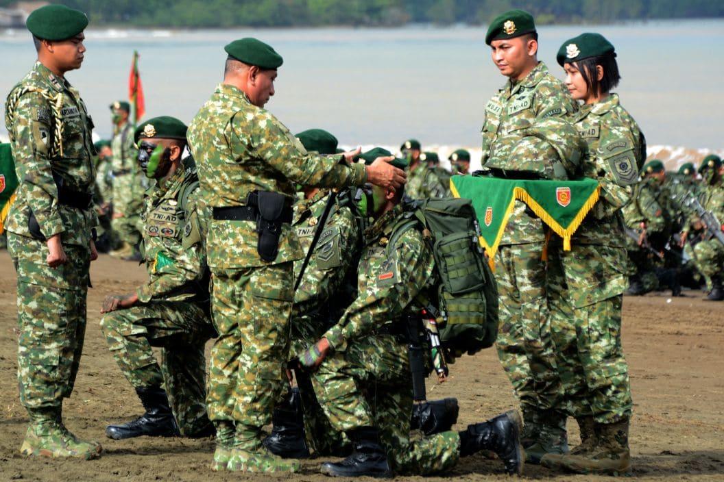 Pangkostrad Tutup Latihan Standardisasi Prajurit Kostrad Gelombang IV TA. 2017