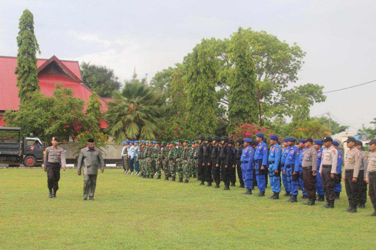 TNI-Polri Beserta Basarnas Siap Amankan Natal dan Tahun Baru di Wilayah Merauke