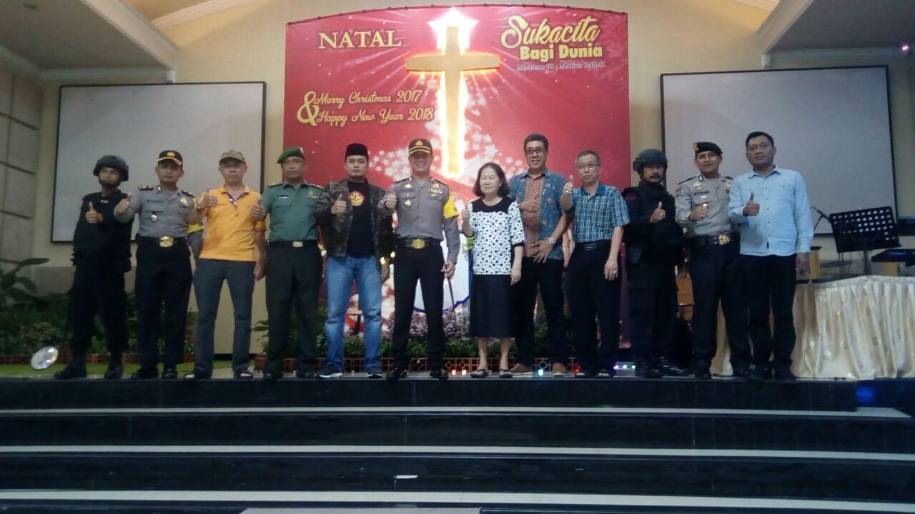 Kodim 0824/Jember Siap Bantu Polri Amankan Perayaan Natal dan Tahun Baru
