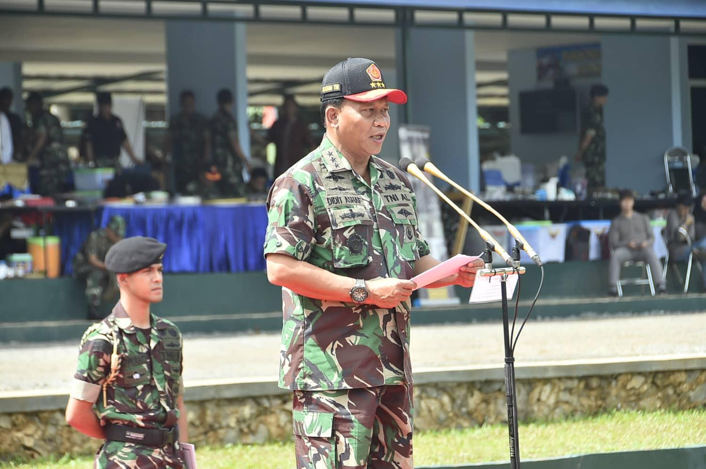 Panglima TNI : Jadikan Event Dunia Sasaran Pembinaan Latihan Petembak TNI