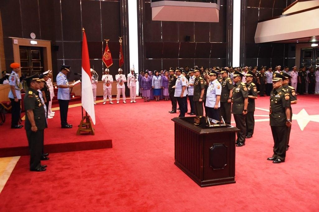 Panglima TNI : Komitmen TNI Wujudkan Manajemen Transparan dan Akuntabel