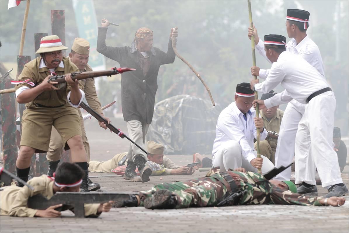 Peringatan HJK, Kenang Jasa Pahlawan Yang Lahir Dan Besarkan TNI AD