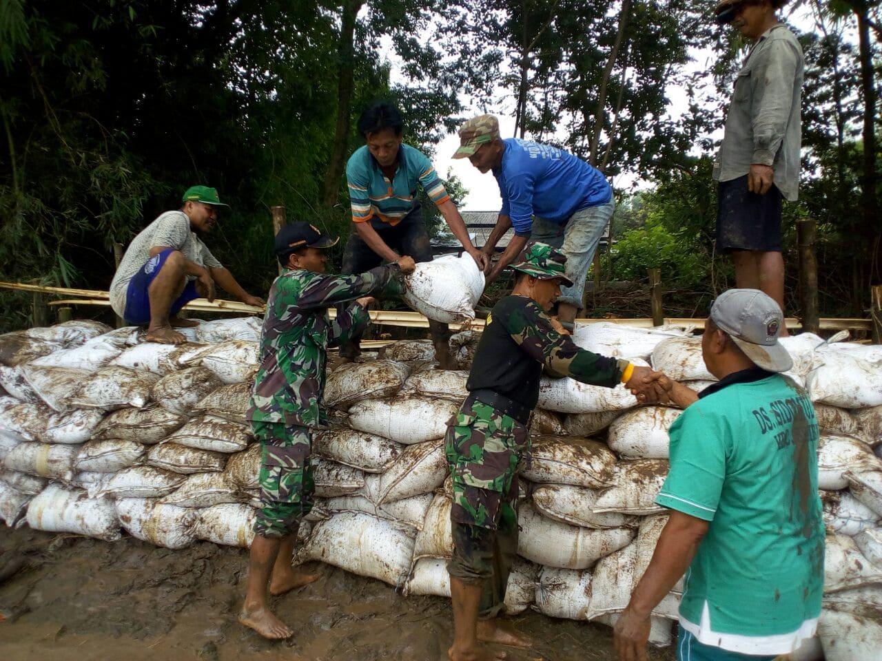 Soliditas TNI dan Warga Mampu Atasi Tangkis Jebol