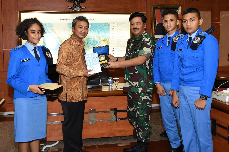Panglima TNI : Pemuda Harus Miliki Daya Inovasi dan Kreasi